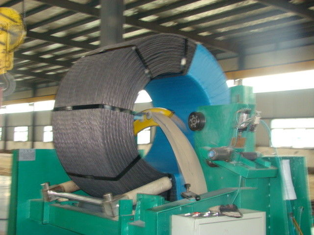Metal Building Material 7 Wire Strand Cable With Reducing Distortion And Construction Weight